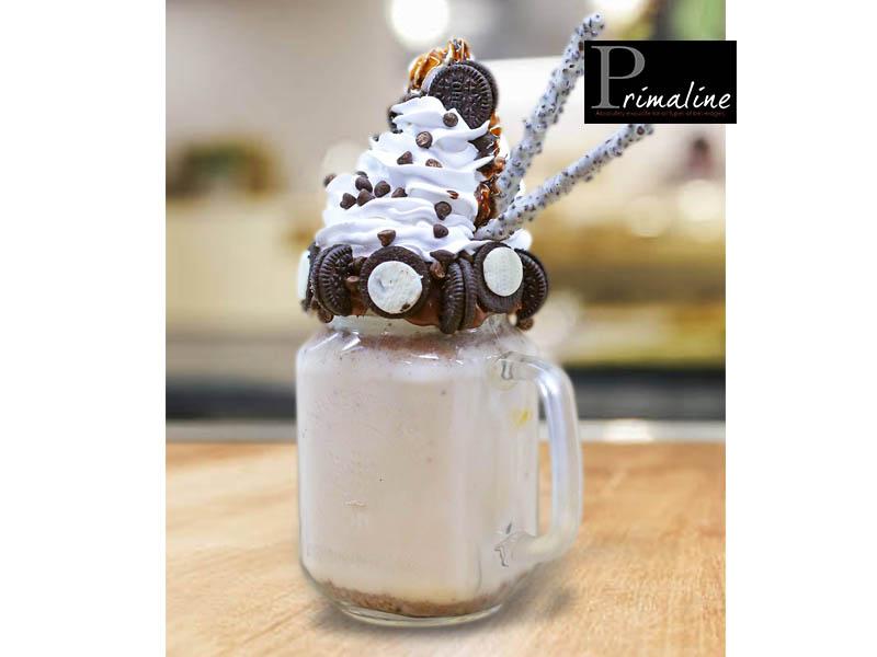 Primaline Choco Chips & Cream Freakshake