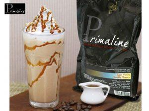 Primaline Caramel Frappuccino