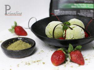 Primaline Matcha Ice Cream